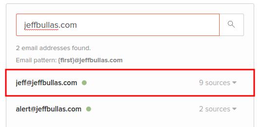 Jeff Bullas Email
