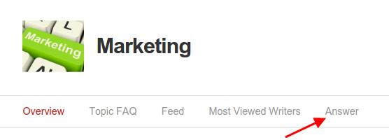 Marketing Answers