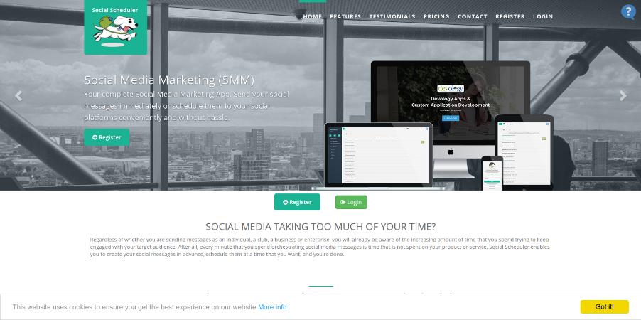 SocialScheduler