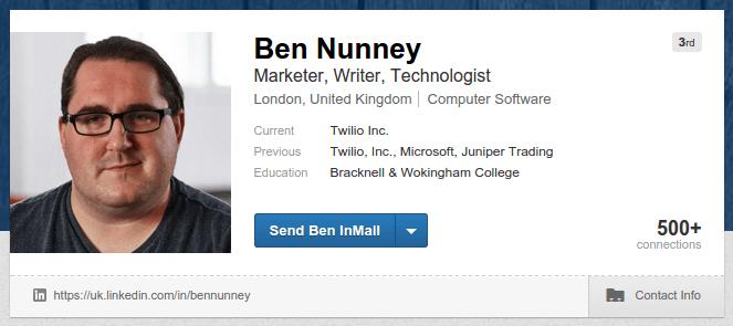 Ben Nunney