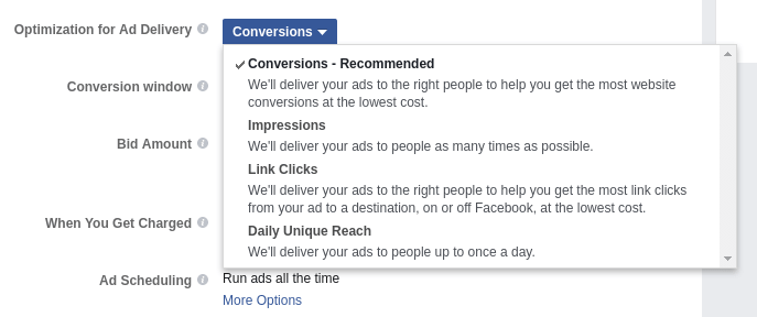 Ad Delivery Methods