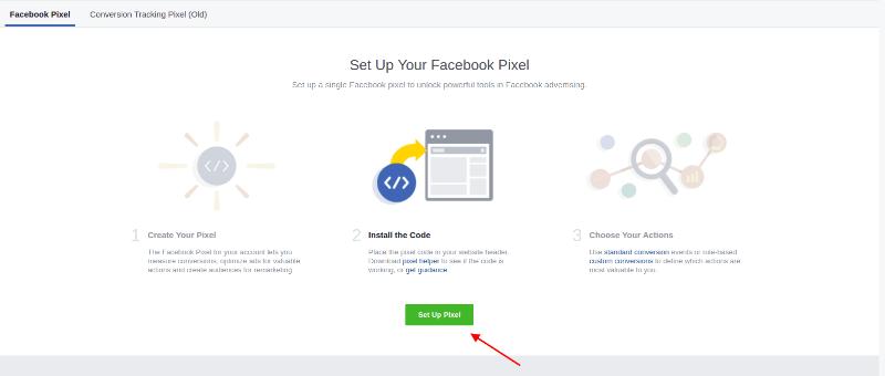 Set up your Pixel