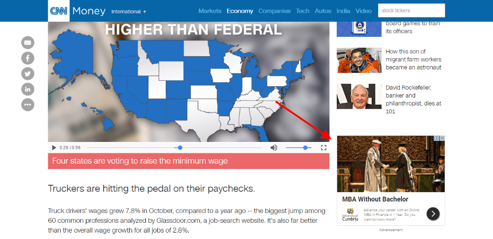 CNN Ads